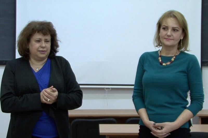 Directorul DDAC le-a prezentat studenților specializării Asistenţă socială din cadrul Facultății de Științe Socio-Umane și Educație Fizică și Sport a UVVG