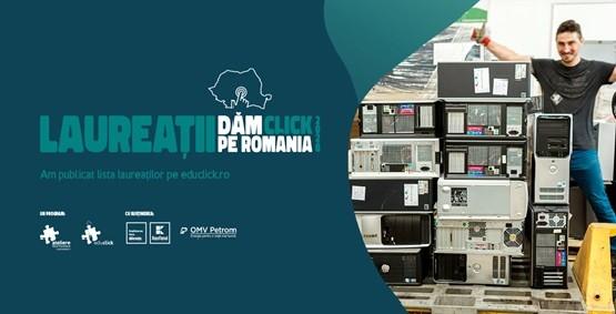 """Direcția de Asistență Socială Arad laureată în cadrul programului """"Dăm Click pe România"""""""