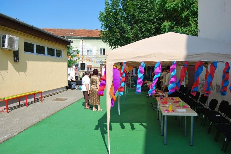 Carnavalul copiilor la Curcubeu